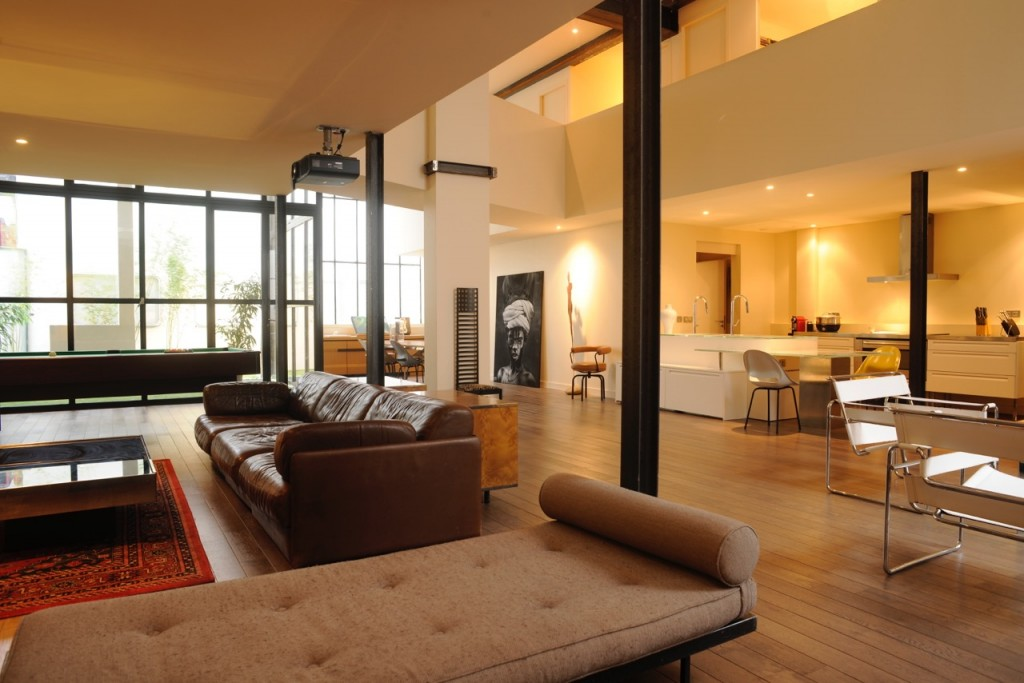 Loft - 5 pièces - 220 m² - 585.000 € Honoraires inclus