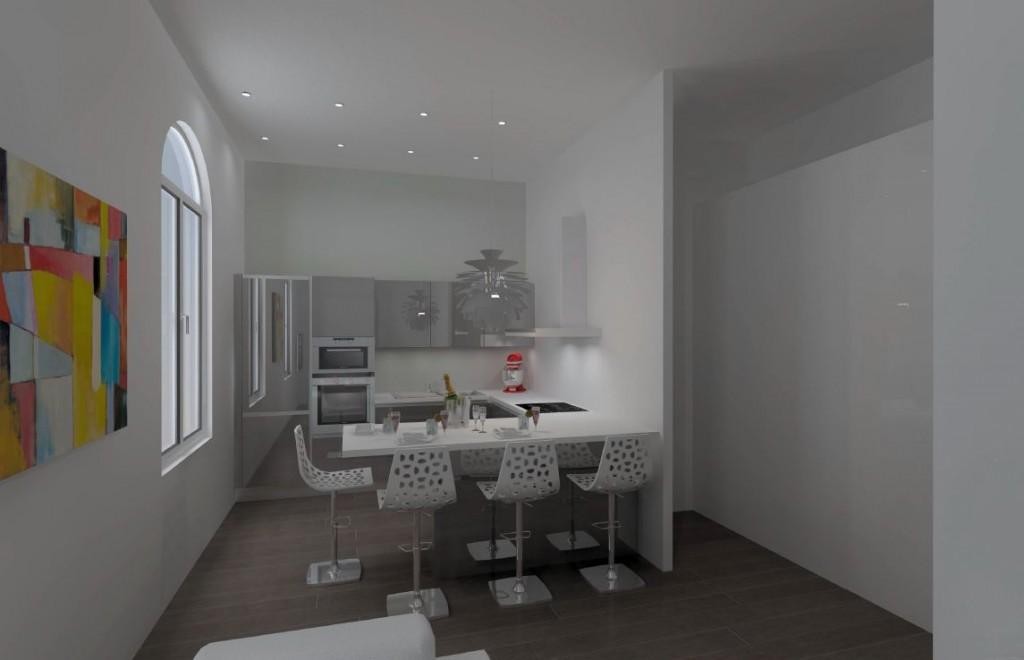 ESTATE GALLERY - PATIO CLARA - Appartement Duplex 3 pièces