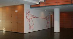 L'ART dans les Hall d'immeubles par ARTY L'AMOUR de L'ART