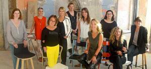 ARTY L'AMOUR et les FEMMES DE DESIGN 2014
