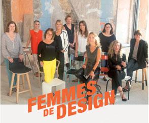 ARTY L'AMOUR présente FEMMES de DESIGN - Revue de Presse