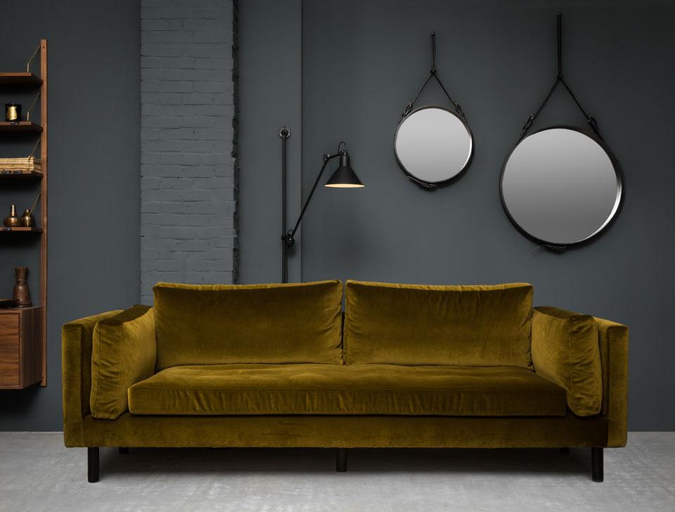 Collection de canapés ABITO Copenhague pour Maison Hand