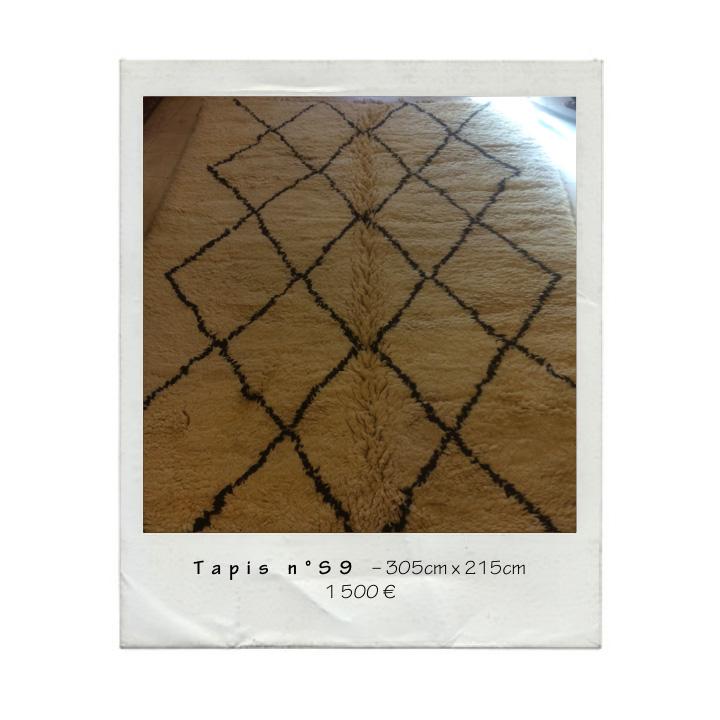 Maison Hand présente la nouvelle collection de tapis berbère tapis-s-10-09