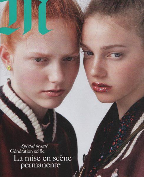 La Presse - Magazine parle du miroir Randaccio dessiné par Gio Ponti repris chez GUBI