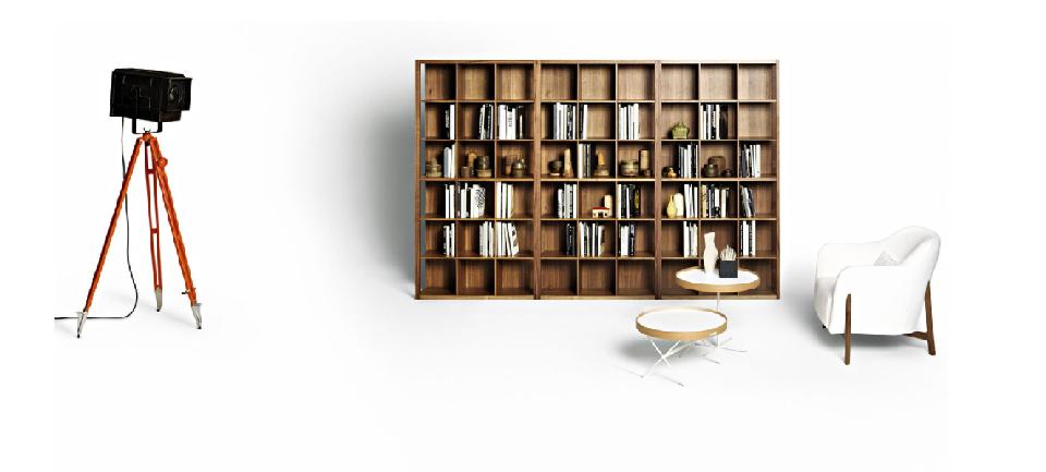 Maison HAND et la collection de mobiliers De Padova