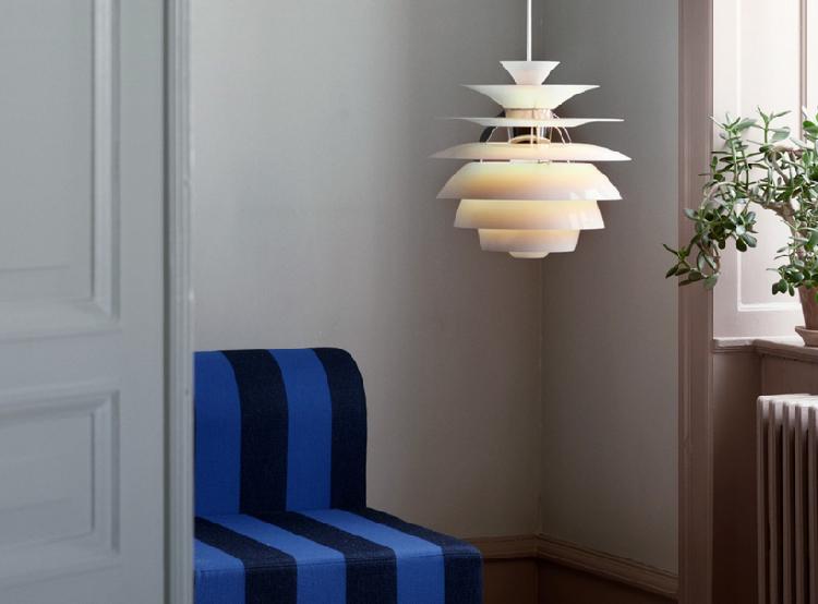 Maison HAND et les collections de luminaires Louis Poulsen