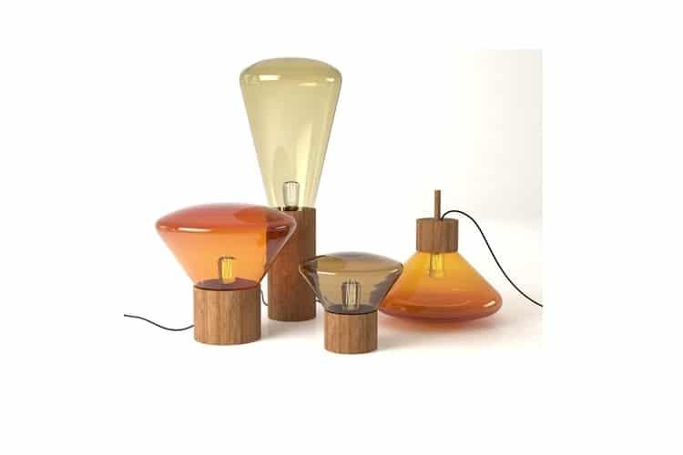 Maison HAND présente la collection de luminaires BROKIS