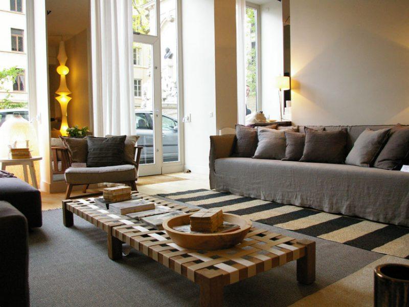 Maison HAND - Ambiances et atmosphères du showroom de la place Gailleton