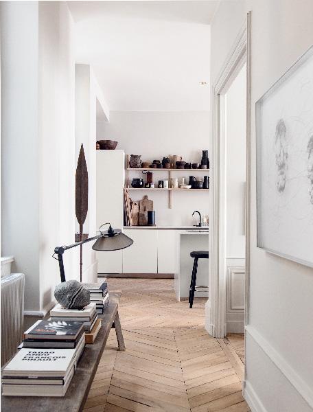 Maison HAND - Réalisation rénovation appartement Lyon 2