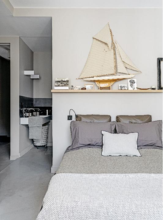 Maison HAND - rénovation appartement lyon - photos Felix Forest